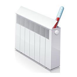 quel type de radiateur lectrique choisir finest quel radiateur pour chambre quel type de. Black Bedroom Furniture Sets. Home Design Ideas